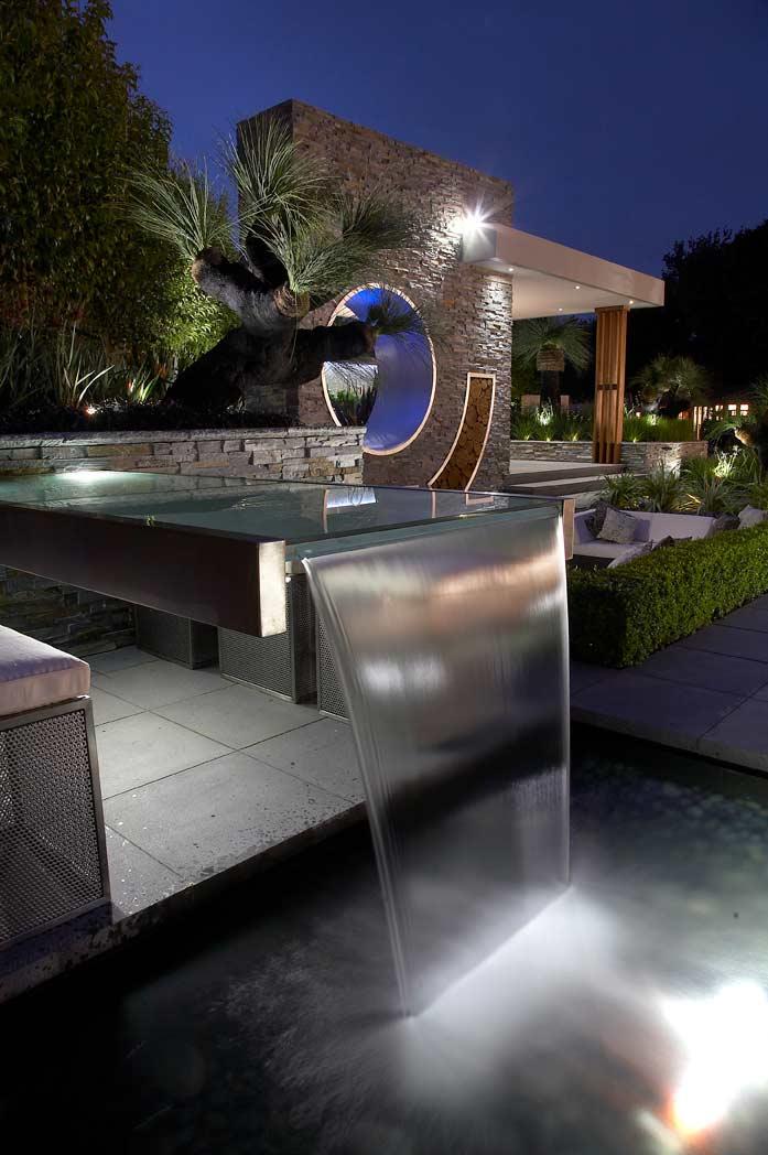 Water Feature Garden Show