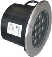 12W inground deck led light