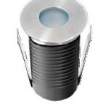 inground deck light