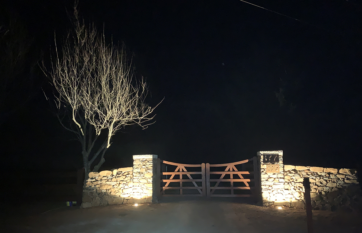 Automated Gate - ME Lighting